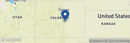 Map of The Broadmoor Colorado Springs, USA