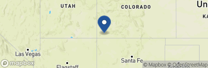 Map of Far View Lodge, USA
