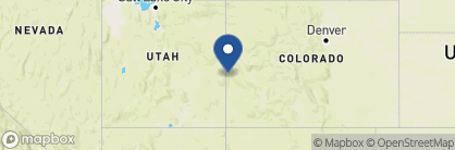 Map of Gateway Canyons Resort, US