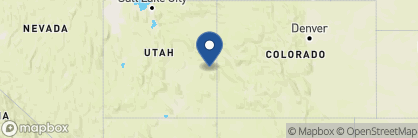 Map of Sorrel River Ranch, US