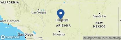 Map of Enchantment Resort, USA