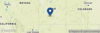 Map of Rockin R Ranch, USA