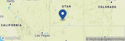 Map of Bryce Canyon Lodge, US