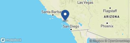 Map of Kimpton Hotel Shorebreak, California