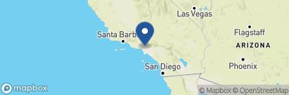 Map of Kimpton Everly Hotel, California