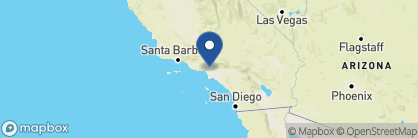 Map of Loews Hollywood Hotel, California