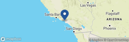 Map of Loews Santa Monica, California