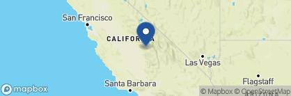 Map of Wuksachi Lodge, California