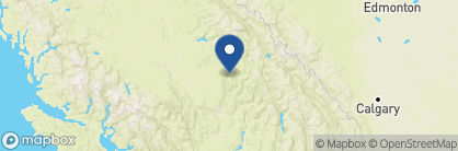 Map of Alpine Meadows Resort, Canada