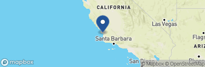 Map of Dolphin Bay Resort & Spa, California