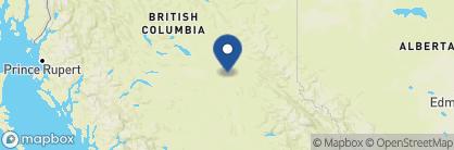 Map of Arbor B&B, Canada