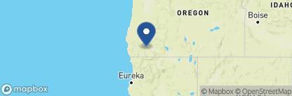 Map of Weasku Inn, US