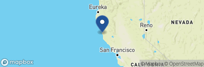 Map of Brewery Gulch Inn, California