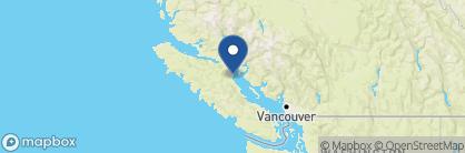 Map of Comfort Inn & Suites, Canada