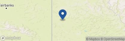 Map of Aurora Inn - Dawson City, Canada