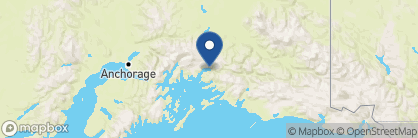 Map of Best Western Valdez Harbour Inn, Alaska