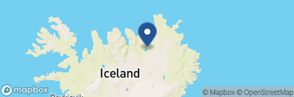 Map of Icelandair Hotel Mývatn, Iceland