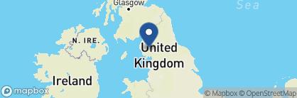 Map of Macdonald Swan Hotel, England