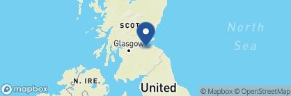 Map of Radisson Blu, Scotland