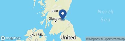 Map of The Balmoral, Scotland