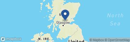 Map of Cromlix, Scotland