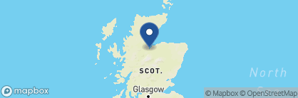 Map of Kingsmills Hotel, Scotland