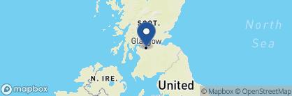Map of ABode Glasgow, Scotland