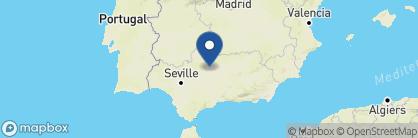 Map of Hospes Palacio del Bailío, Spain