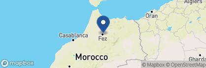 Map of Ryad Salama, Morocco