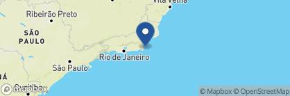 Map of Abracadabra, Brazil