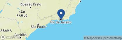 Map of The Windsor Palace, Brazil