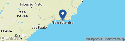Map of Windsor Martinique, Brazil