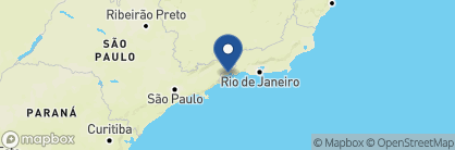 Map of Pousada Asalem, Brazil