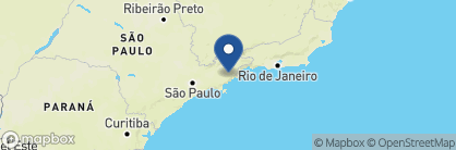Map of Fazenda Catucaba, Brazil