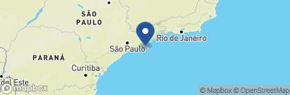Map of Ilha de Toque Toque Boutique Hotel, Brazil