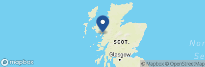 Map of Duisdale House Hotel, Scotland