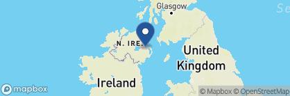 Map of The Merchant Hotel, Ireland