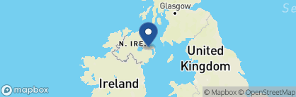 Map of Ten Square Hotel, Ireland