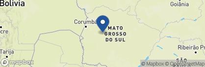Map of Fazenda Barranco Alto, Brazil
