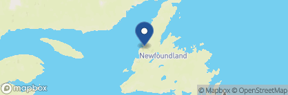Map of Neddies Harbour Inn, Canada