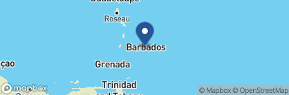 Map of Tamarind, Barbados