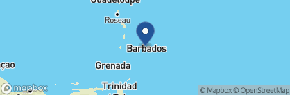 Map of Cobblers Cove, Barbados