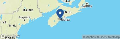 Map of Mariner King Historic Inn, Canada