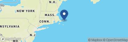 Map of Chatham Bars Inn Resort & Spa, New England
