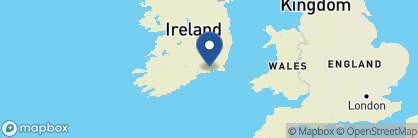 Map of Waterford Castle, Ireland
