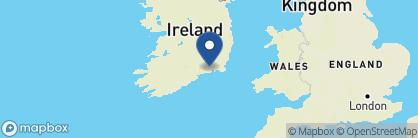 Map of Granville Hotel, Ireland