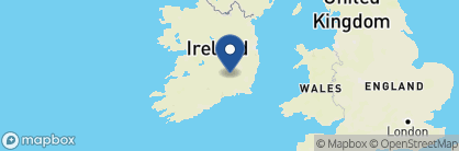 Map of Butler House, Ireland