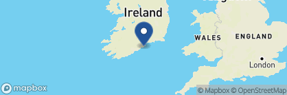 Map of Cliff House Hotel, Ireland