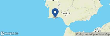 Map of Vila Monte Farm House, Portugal