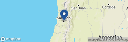 Map of Le Rêve, Chile